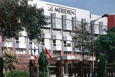 Bangalore Accommodation - Hotel Le Meridien