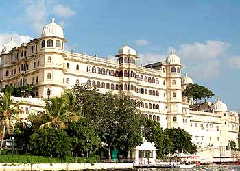 Udaipur Tourist Places - The City Palace
